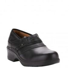 Ariat 10002368 - Women's - Safety Clog Steel Toe - Black
