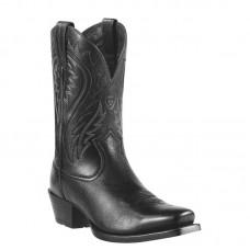 Ariat 10010938 - Men's - Legend Phoenix Western Boot - Black Deertan