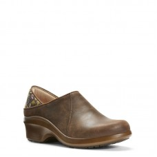 Ariat 10027283 - Women's - Hera Expert Clog - Antique Brown