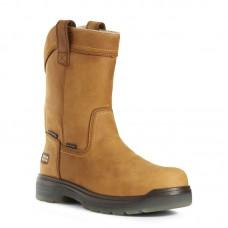 Ariat 10027328 - Men's - Turbo Pull-On Waterproof Carbon Toe - Aged Bark