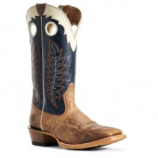 Ariat 10029694 - Men's - Real Deal Western Boot - Dusted Wheat
