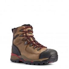 "Ariat 10031589 - Men's - 6"" Endeavor Waterproof Carbon Toe - Mushroom Taupe"