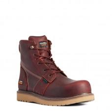 """Ariat 10035946 - Men's - 6"""" Rebar Wedge Waterproof Soft Toe - Rusted Copper"""
