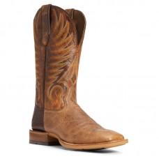 Ariat 10034089 - Men's - Toledo Western Boot - Natural Crunch