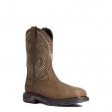 Ariat 10038318 - Men's - WorkHog XT Cottonwood Carbon Toe - Distressed Brown