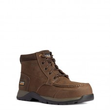 Ariat 10038398 - Men's - Edge LTE Chukka Static Dissipating Composite Toe - Dark Brown