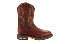 Ariat 10001187 - Men's - Workhog Pull-on - Dark Copper