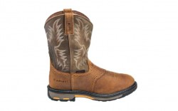 Ariat 10001188 - Men's - Workhog Pull-on - Army Green