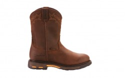 Ariat 10001198 - Men's - Workhog Pull-on H2O - Oily Distressed Brown