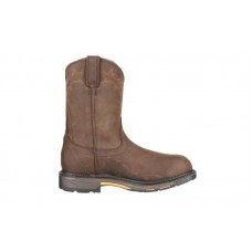 Ariat 10001200 - Men's - Workhog Pull-on H2O CT - Oily Distressed Brown
