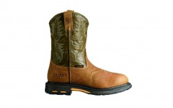 Ariat 10008633 - Men's - Workhog Pull-on H2O - Aged Bark