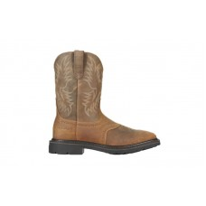 Ariat 10010134 - Men's - Seirra Wide Square Toe ST - Aged Bark