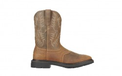 Ariat 10010148 - Men's - Sierra Wide Square Toe - Aged Bark