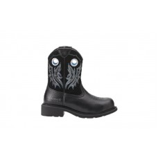 Ariat 10012812 - Women's - Fatbaby Cowgirl Steel Toe - Black
