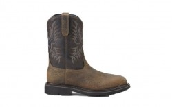 Ariat 10012948 - Men's - Sierra Wide Square Toe Puncture-Resistant ST