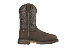 Ariat 10016265 - Men's - Workhog Wide Square Toe Met Guard H2O CT