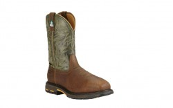 Ariat 10017174 - Men's - Workhog Wide Square Toe Met Guard CSA CT