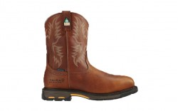 Ariat 10017175 - Men's - Workhog Wide Square Toe H2O CSA