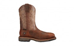 Ariat 10017416 - Men's - Workhog Wide Square Toe CT