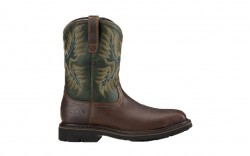 Ariat 10017434 - Men's - Sierra Wide Square Toe ST - Dark Brown