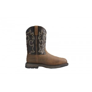 Ariat 10018555 - Men's - Workhog Wide Square Toe H2O 400G CT