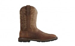 Ariat 10021108 - Men's - Groundbreaker Wide Square Toe ST - Brown