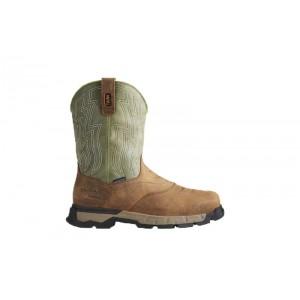 Ariat 10021486 - Men's - Rebar Flex Western H2O CT - Olive Green