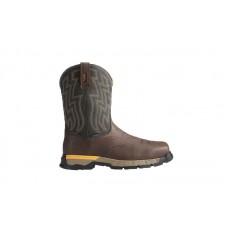 Ariat 10021487 - Men's - Rebar Flex Western H2O CT - Chocolate Brown