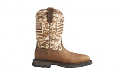 Ariat 10022968 - Men's - Workhog Patriot ST