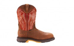 Ariat 10024955 - Men's - WorkHog XT Dare Carbon Toe - Rye Brown/Brick