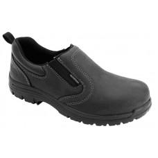 Avenger 7109 - Men's - Foreman Slip-On Waterproof Composite Toe - Black