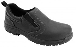 Avenger 7109 - Men's - Foreman Slip-On Waterproof Composite Toe - Black