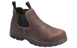 Avenger 7110 - Men's - Foreman Romeo Composite Toe - Brown