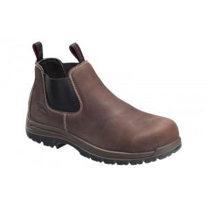 Avenger 7110 - Men's - Foreman Romeo Composite Toe - Brown