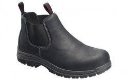 Avenger 7111 - Men's - Foreman Romeo Composite Toe - Black