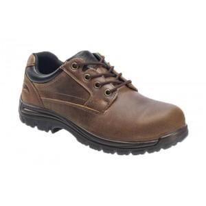 Avenger 7116 - Men's - EH Composite Toe Oxford - Brown
