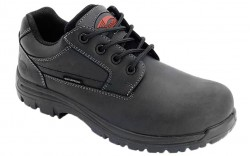 Avenger 7119 - Men's - Foreman Oxford Waterproof Composite Toe - Black