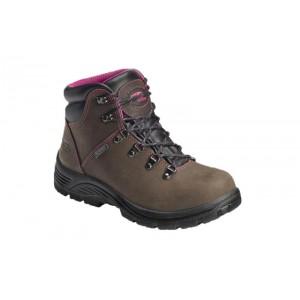 Avenger 7125 - Women's - Steel Toe Waterproof EH Boot - Brown
