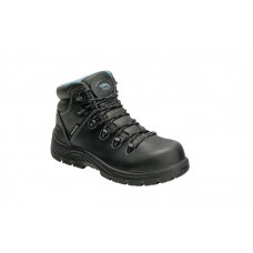 "Avenger 7127 - Women's - Framer 6"" Waterproof Composite Toe - Black"