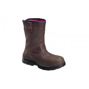 Avenger 7146 - Women's - Composite Toe Waterproof EH Boot - Brown