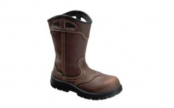 Avenger 7147 - Women's - Framer Wellington Waterproof Composite Toe - Brown