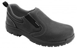 Avenger 7169 - Women's - Foreman Slip-On Waterproof Composite Toe - Black