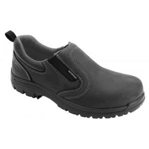 Avenger 7169 - Women's - Foreman Slip-On Waterproof Composite Toe - Black