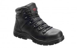Avenger 7223 - Men's - EH Composite Toe Hiker - Black