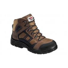 Avenger 7241 - Men's - Steel Toe EH Hiker - Brown/Black