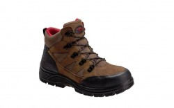 Avenger 7242 - Men's - Grid Steel Toe - Brown