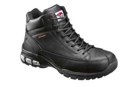 Avenger 7248 - Men's - Waterproof EH Composite Toe - Black