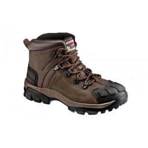 Avenger 7250 - Men's - EH Steel Toe Boot - Brown