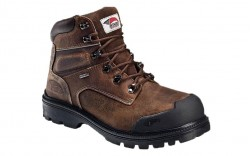 Avenger 7258 - Men's - Waterproof EH Steel Toe Boot - Brown