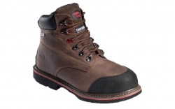 Avenger 7334 - Men's - Crazy Horse Waterproof Insulated Composite Toe - Brown